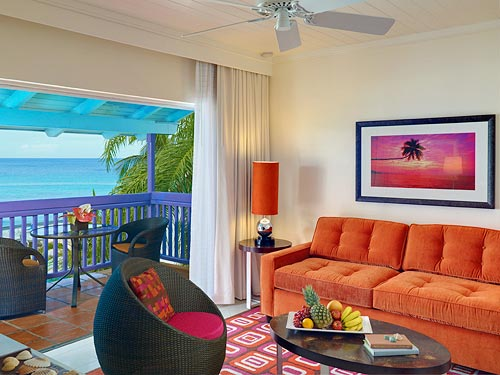 Contribution to One Bedroom Suite � Ocean View Upgrade